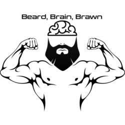 Beard Brain Brawn – A Digital Fix